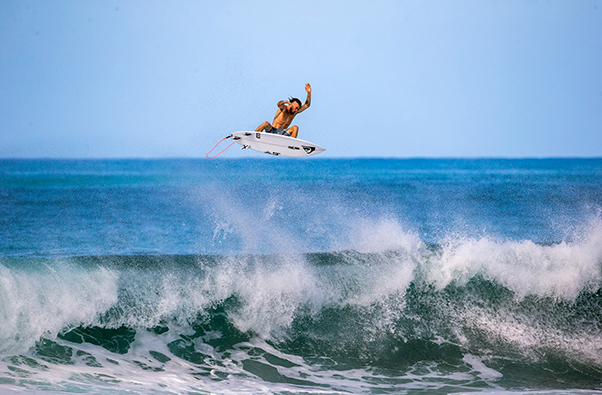 Video: Mikey Wright Rage Surfing