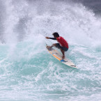 "Bali's Made ""Bleronk"" Darma Yasa and Rio Waida Will Competing in Round 3 at QS Carve Pro"