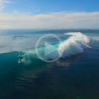 Video: Bali and Mentawai From Above