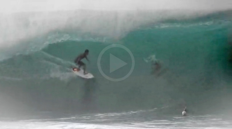 Video: The North Shore Show Feat Dane Reynolds, Kelly Slater, Jamie O'Brien And More