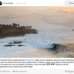 Kelly Slater Saved A Baby From Rogue Wave At Waimea