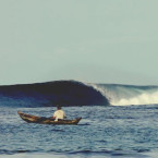 The Story on Lance Knight of Lance's Right Fame in Mentawai