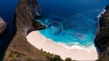 Video: Beautiful Bird's-eye View of Bali