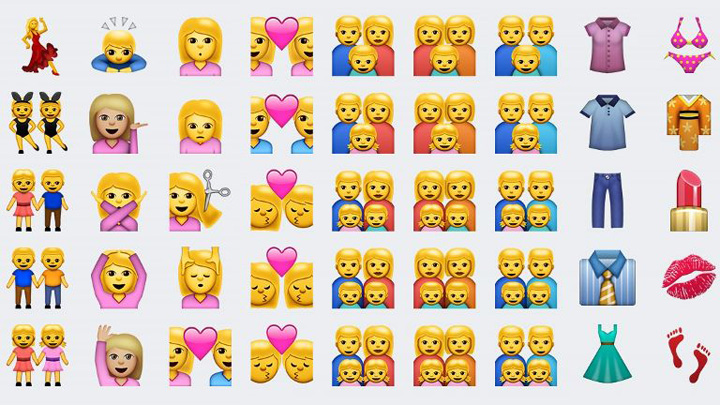 Indonesia Bans Gay Emojis on Messaging Apps