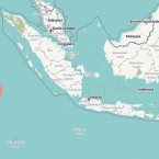 7.9 Magnitude Earthquake Strikes Mentawai Islands