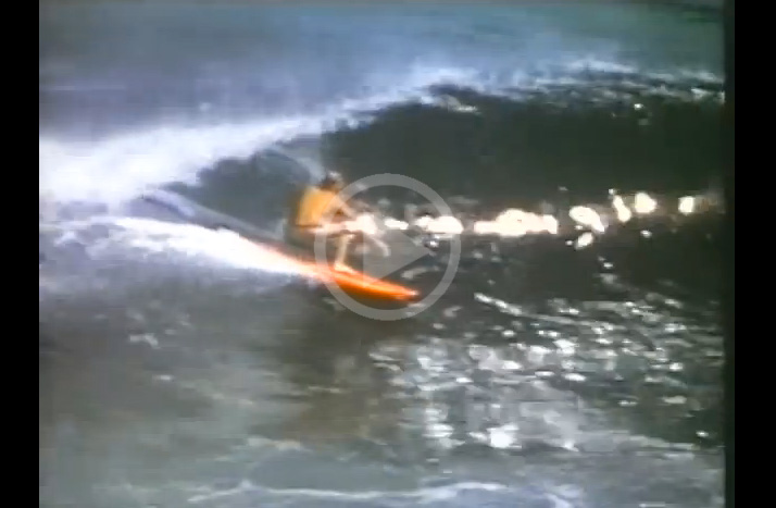 Video: Gerry Lopez (and Friends) at Uluwatu in 1974