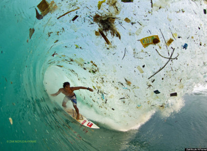 How Surf Tourism Dumped on Bali and Indonesia