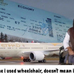 Etihad Apologizes for Denying Service to Disabled Indonesian Woman