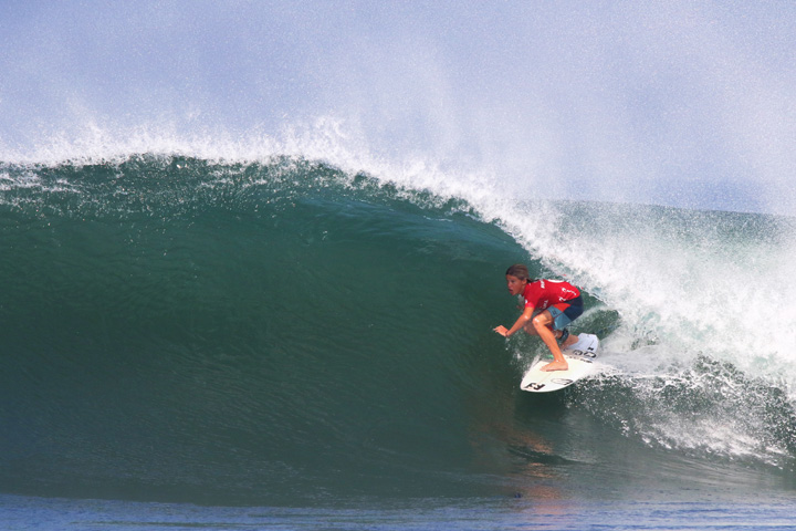 Rip Curl Gromsearch Series #3: Pumping surf and a defended title Pererenan Rights, Canggu