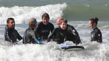 Surfing Is Powerful Therapy For Autistic Children