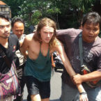 American Tourist Caught Shoplifting in Ubud, Bali