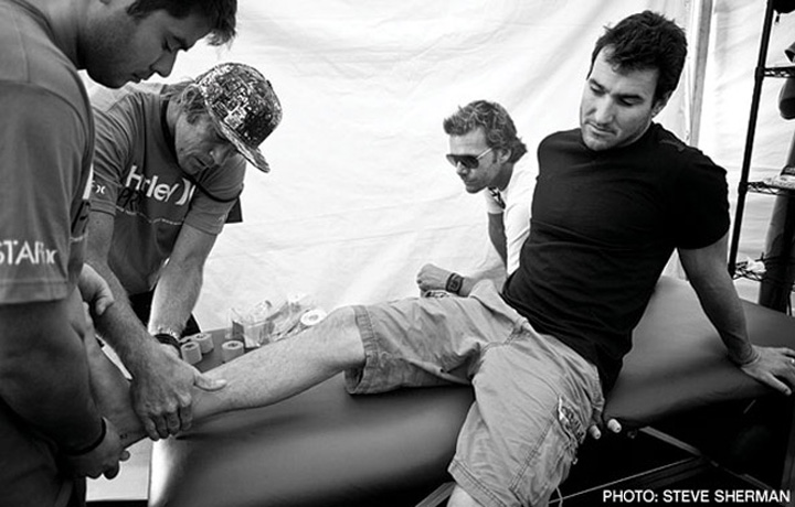 Five Surfing Injuries You Probably Don't Want
