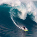 WSL Announces The First-ever Women's Big Wave Contest