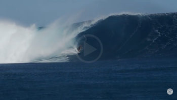Video: Damien Hobgood's Fiji Bomb in Slow Motion