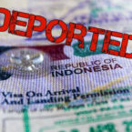 70 Foreign Nationals Deported from Bali January-April 2016