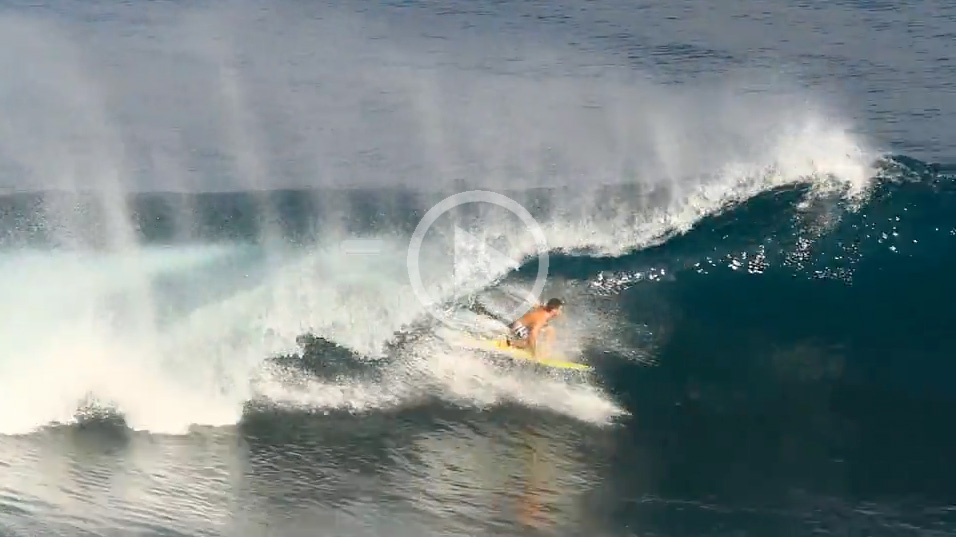 Video: Mason Ho and Tom Curren Goes To Bali