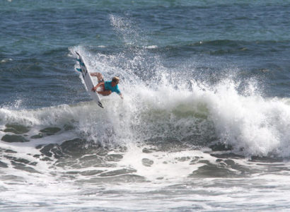 Another Contestant Record Set at Berawa Beach for Volcom's Totally Crustaceous Tour