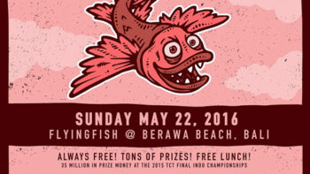 Volcom Totally Crustaceous Tour Jumps to Berawa Beach This Sunday May 22nd