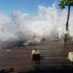 Two Tourists Killed by Strong Waves in Bali