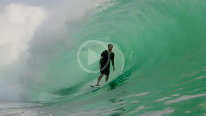 Video: Bali's Secret Left With Mitch Coleborn, Tai Graham, Marlon Gerber And Friends