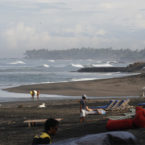 Foreign Tourist Swept Away at Pererenan Beach, Bali