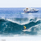 Claire Bevilacqua Scores Perfect 10 Point at West Sumbawa Pro 2016