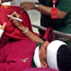 Manchester United Defender Injury While Surfing in Bali