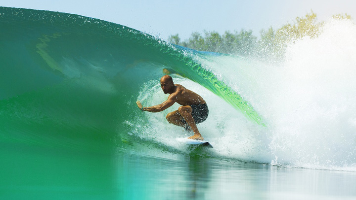 You Have a Chance to Ride Kelly Slater's Wave Pool