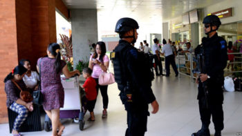 Bali Steps Up Security After Arrest of Suspected Militant