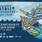 Volcom's Totally Crustaceous Tour 2016 Finals Will Wrap Up at Kuta Beach
