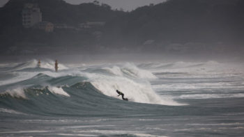 Locals Are Still Surfing in Fukushima, Despite The Presence of Radiation in The Water and Sand