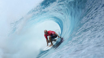 Kelly Slater Wins Billabong Pro Tahiti