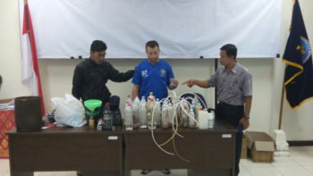 German Expat Arrested with Methamphetamine Factory at his Home in Bali