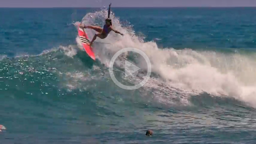 Video: Alana Blanchard Trip to Bali