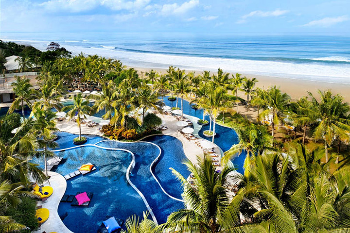 Hotel Occupancy Rates Increase in Bali