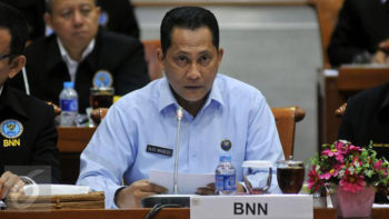 Indonesia BNN Ready to Shoot Drug Dealers Dead