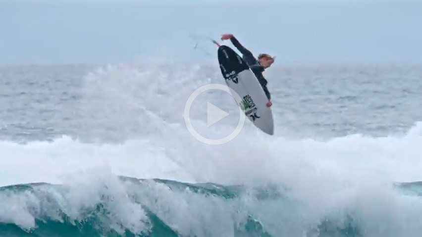 Video: Offshore Hawaii With John John Florence