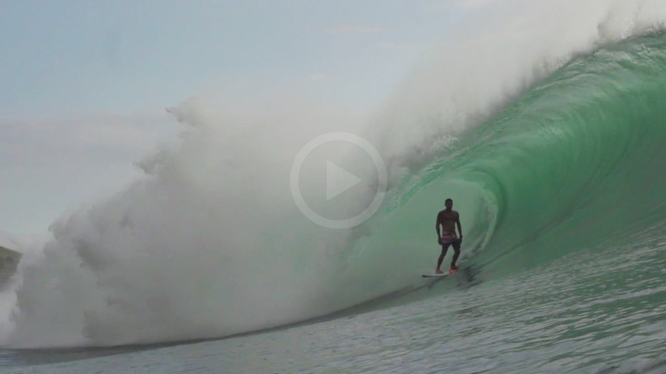 Video: Indo Blue Dreams With Filipe Toledo And Friends