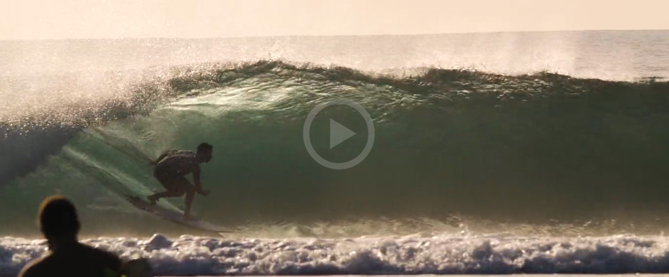 Video: Indo Late Season With Noa Mizuno