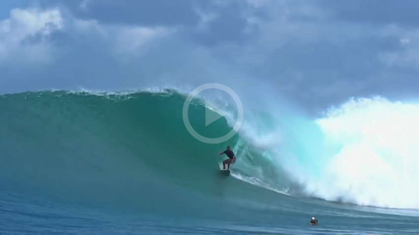 Video: Diego Santos & Trevor Sven Carlson Off The Grid in Indonesia