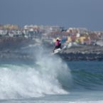 Top Seeds Fall in Round 1 at Rip Curl Pro Portugal