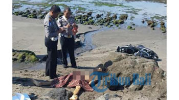 Two Foreign Tourists Die in Motorcycle Accident in Pererenan, Bali