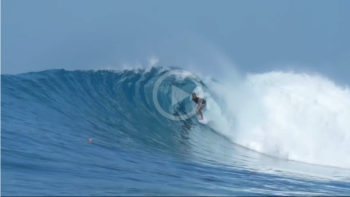 Video: Josh Kerr Twin Fin in Indonesia