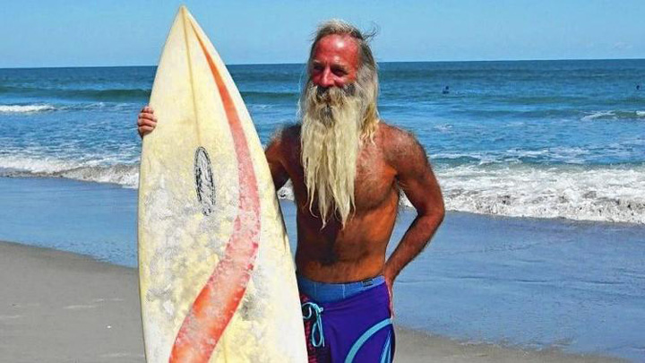 Florida Man Dies Fulfilling His Dream To Surf Off Huntington Beach