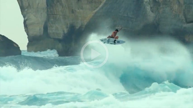 Video: Lee Wilson Around Indo Faves