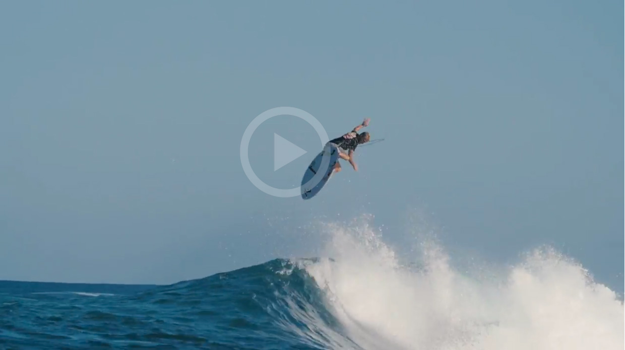 Video: Josh Kerr Pulls In at Perfect Mentawai