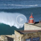 Video: How did I end up in Nazaré?