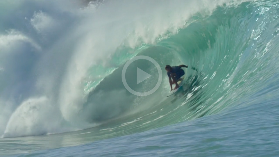 Video: Zak Condo in Pumping Mentawai