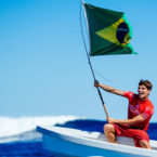 Video: Gabriel Medina Talks, Losing The World Title And What's Next