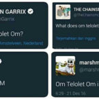 "Indonesian Pharse ""Om Telolet Om' Grab Worldwide Attention"
